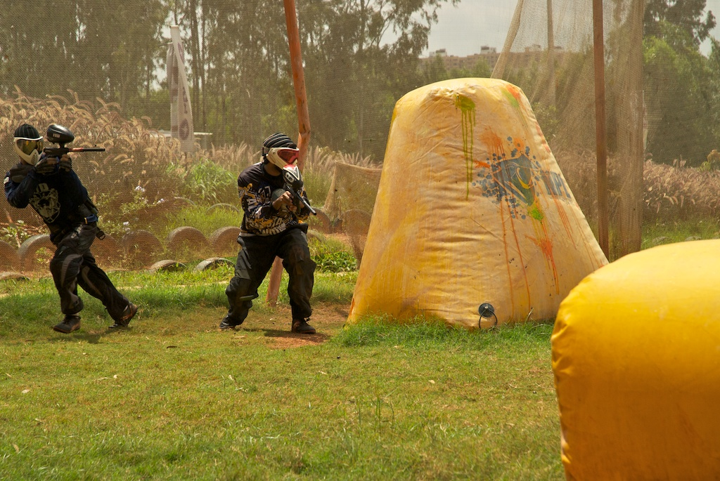 Paintball in Sarjapur